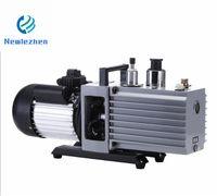 Lab 2XZ-4 fase del doppio Struttura Rotary Vane prezzo alla pompa a vuoto con il vuoto di essiccazione forno e evaporatore rotante