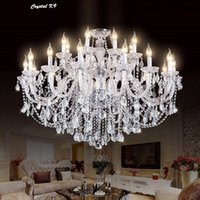 Luxury New K9 Modern Chandelier Lustre Crystal Chandeliers 3...