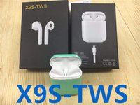 X9S TWS Twins Earphone Headphone Mini Earbuds for IOS Androi...