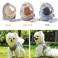 Pet Chest Strap With Reflective Breathable Straps Pet Suppli...