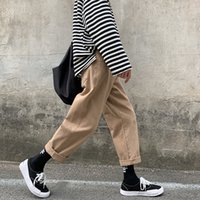 2019 Summer Men' s New Fashion Trend Straight Casual Loo...