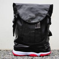 Designer 11 Jumpman Sport Baskball рюкзак мужские черные белые школьные сумки большая емкость водонепроницаемая тренировка путешествия Dustle Bags Shous сумка для женщин модный багаж
