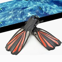 Diving fins snorkel sanbao swimming adult professional train...