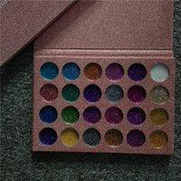 M Marque 24 Couleurs Shimmer récent maquillage professionnel palette de fard à paupières Palette mat avec une belle qualité et expédition rapide