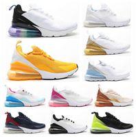 2019 Sneakers con cuscino Sports Designer Scarpe da corsa da uomo Triple White Trainer Road Star BHM Sneaker da donna per atletica leggera Taglia 5,5-11