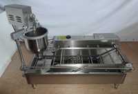 تكلفة شحن مجاني التجاري الكامل التلقائي آلة الدونات 6000W 1200 PCS لكل ساعة الفولاذ المقاوم للصدأ الكعك صانع