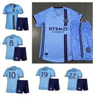 Maillot de football 2019 2020 New York City FC domicile MLS NYCFC LAMPARD PIRLO MORALEZ maillot de football pour homme