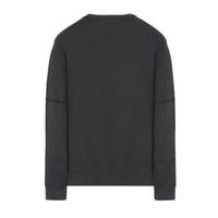 2020 새로운 18FW 63420 로고 크루 넥 스웨터 자수 남성 여성 패션 캐주얼 HFLSWY292