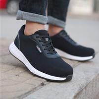 Горячие продажи- Обувь Toe Работа безопасности Легкая дышащая обувь антистатического Светоотражающие Повседневное Строительство Легкого дышащий Мужчины безопасность