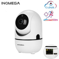INQMEGA 1080P Cloud Wireless IP-Kamera Intelligente Auto-Tracking des menschlichen Mini-Wifi-Cam-Home-Security-Überwachungs-CCTV-Netzwerks