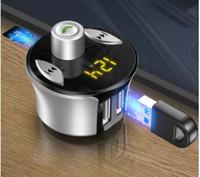 CAR MP3 Lecteur Multi-Fonction Bluetooth Récepteur Bluetooth Musique U Disque Cigarette Cigarette Universal Chargeur de voiture universelle