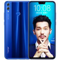 "Original Huawei Ehre 8X 4G LTE Mobiltelefon 6 GB RAM 64GB ROM KIRIN 710 Octa Core Android 6.5 ""Full Screen 20.0mp AI Fingerprint ID FACE 3750MAH Smart Mobiltelefon"