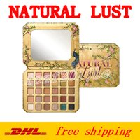 Newest cosmetic faced Multi- finish palette NATURAL LUST 30 c...
