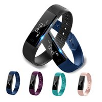 ID115 F0 Smart Bracelets Fitness Tracker Step Counter Activi...
