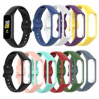 Samsung Galaxy Fit-e R375 Akıllı Bilezik Yedek Watch Band Kayışı Aksesuar Silikon Saat Kayışı Bilek Bandı Kayışı