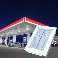 La gasolinera llevó la luz del toldo 100W 150W 200W 250W 100-277V Luces LED del estacionamiento Iluminación de adaptación al aire libre para lámpara Reflector