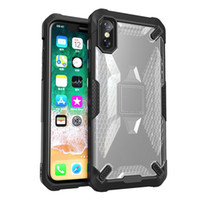 Colorful Robot Defender Case for iPhone XR XS MAX Protective...