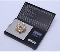 100g-500g0.01g ,1000g 0.1g Black Pocket Size Electronic LCD Digital Personal Precision Jewelry Scale, Diamond Gold Balance Weight Scales