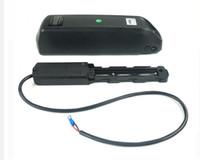 700W 500W Batería de bicicleta eléctrica de 48 voltios 48V 14AH Batería Hailong 13S4P NCR18650GA 3500mah celular para motor Bafang Ebike