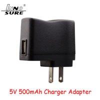 보편적인 까만이 우리 마개 AC 홈 여행 벽 USB5V500mAh 전원 어댑터 충전기 셀룰라 전화를 위한 MP345USB 허브 팬 무료배송