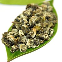 100g organico cinese del tè verde nuova primavera Biluochun extra Tè Salute New Spring Tea Healthy Green Food Promozione