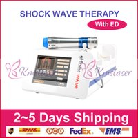 Portable low intensity radial acoustic shock wave physiother...