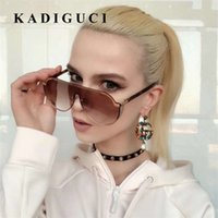 KADIGUCI Markensonnenbrille für Frauen Cat Eye Shades UV400 Vintage Fashion Sonnenbrille Sexy Cat Eye K327