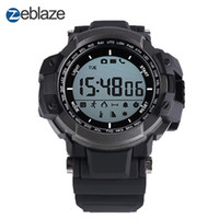 2017 New! Original Zeblaze MUSCLE Sports Smart Watch BT 4. 0 ...