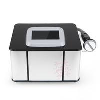 دعائية جديدة الباردة والساخنة RF راديو آلة تردد الجلد رفع الجلد الثلج الجليد العناية التجاعيد جهاز إزالة لسيدة