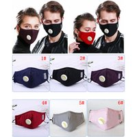 PM2. 5 face mask With Breathing Valve Non Disposable Mouth Ma...