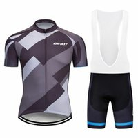 Yaz Erkekler Dev Bisiklet Forması Set Dağ Bisikleti Takım Elbise Nefes Bisiklet Açık Spor Hızlı Kuru Yarış Giyim Y051307