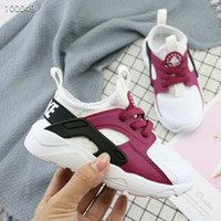2019 top 4s Toddler shoes Huarache Running shoes trainers ai...