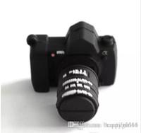 빠른 우주 참신 카메라 모양 8 기가 바이트 USB 2.0 플래시 드라이브 메모리 스틱 엄지 스토리지 U 디스크 도매