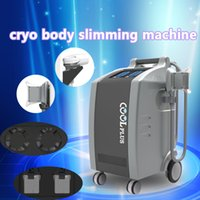 2 handles Latest Cellulite Removal Cool Technology Fat Freez...