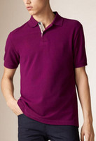 Supply Classic Brit Polo Shirt London Casual Polo Shirts Men...