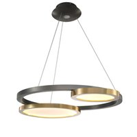 현대 LED 매달려 조명 거실 펜던트 조명 스테인레스 스틸 펜던트 조명 럭셔리기구 침실 중단 램프