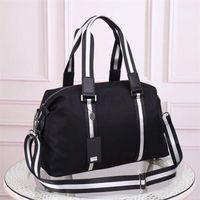 Quality Wholesale Luggage Classic For Travel Top Bag Fashion Men Duffle Canvas Mens Bag Totes Handbag For Women Lsmtv