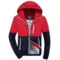 Designer Wholesale Mens Women Designer Windbreaker Spring Au...