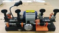 ترقية 238BS-A Horizatol آلة القطع الرئيسية 110 فولت / 220 فولت 150 واط آلة تكرار لصنع مفاتيح أدوات الأقفال LLFA