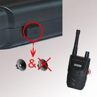 Telefone celular RF sem fio Buster MobilePhone Frequência Sem Fio Wi-Fi Câmera Detector de Detector do Finder Bug Fast Shipping
