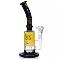 Glas Bongs THE KILLER COMB - 10inch HONEYCOMB PERCOLATOR Equ...