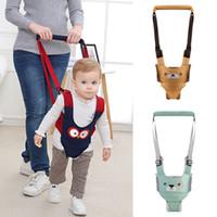 حمل الطفل الرضيع طفل المشي مساعد الجناح حزام المشي مساعد السلامة تسخير حزام طفل تسخير حزام قابل للتعديل