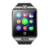NFC drahtlose Android Sport Smart-Phones Watchfor Bluetooth Smartwatch mit Kamera Original-q18-Unterstützungs-TF-SIM-Karte