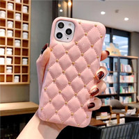 Phone Case European And American Small Fragrance Style Rivet...