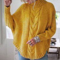 Sweaters Autumn Winter Fashion Basic Sweaters Women' s J...