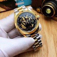 2019 womans designer di orologi di lusso di marca delle signore modo della vigilanza della signora di orologi automatici di alta qualità tag oro