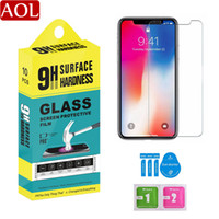 For iPhone 11 Pro Xs Max XR X Tempered Glass Screen Protecto...