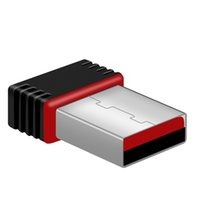 Nano 150m usb wifi محول لاسلكي 150 ميغابت في الثانية IEEE 802.11N G B ميني أنطانة محولات شرائح MT7601 بطاقة شبكة DHL SHIPPING