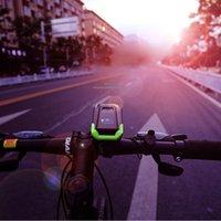USB recargable Bicicleta Luz LED Montaña Bicicleta Luz Frente Ciclismo Ciclismo Accesorios Faro Camping # 3N13