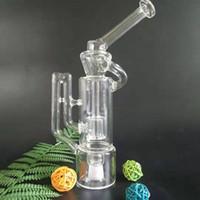 Nuovo idratubo di riciclo vapexhale con perc per il vaporizzatore crea il vapore liscio e ricco (GB-425)